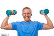 کنترل و کاهش کلسترول با تمرین های ورزشی