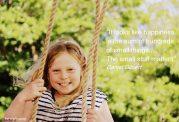 به سعادت و خوشبختی رسیدن فرزند