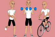 برای بهبود جریان خون چه ورزشهایی انجام دهیم