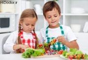 تقویت عملکرد ذهنی اطفال با این لیست خوراکی