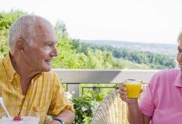طول عمر داشتن سالمندان بدون دغدغه بیماری