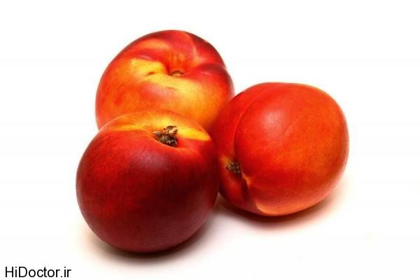عکس هایی از میوه شلیل