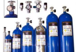تصاویر کپسول های گاز اکسید نیتروژن