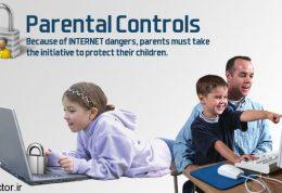 امنیت اینترنتی برای سنین پایین