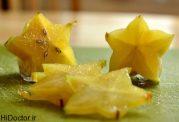 عکس های میوه ستاره (کوکبی یا اختری)