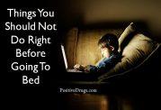 برخی دانستنی های مهم برای قبل از خواب