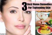 3  داروی  شگفت انگیز خانگی برای سفت کردن پوست
