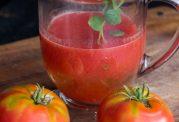 چای گوجه فرنگی درمان سرما خوردگی