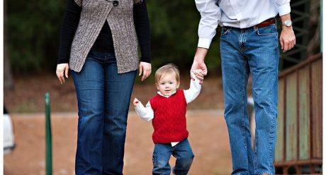 سوالات رایج در زمینه راه رفتن اطفال