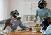 آلودگی هوای خانه ایمنی ریه ها را ضعیف می کند