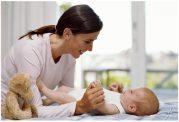 توانایی  مادر در صحبت کردن با نوزاد