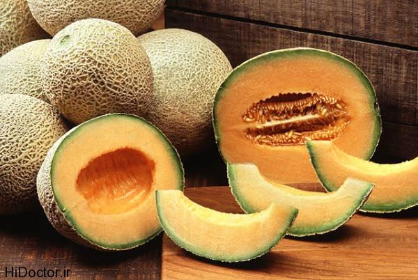 عکس های میوه گرمک