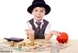 چگونه استقلال مالی را به کودکان یاد بدهیم