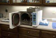 تصاویر دستگاه استریلیزر دندانپزشکی