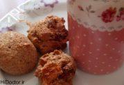 شیرینی رژیمی با انجیر خشک