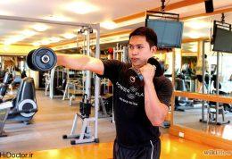 برای کات و تفکیک عضلات بدنسازان چه برنامه ای دارند