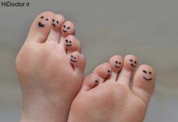 نکاتی برای جوانسازی دست و پاها