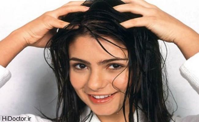 با این 7 شیوه موهای خود را محکم و قوی کنید