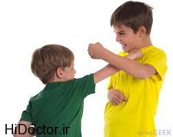 زمینه سازهای دعواهای اطفال