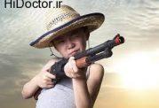 اسباب بازی تاثیرگذار بر رفتار خشونت آمیز در اطفال