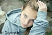 بالغ شدن نابهنگام در دختران