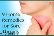 مایعات مفید بی نظیر برای گلو درد
