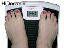 اضافه وزن  و ابتلا به سرطان