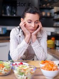 غذاهای اضطراب آور از دید طب سنتی