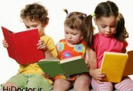 رده سنی اطفال و انتخاب کتاب برای آنان