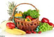 تصویر نوشته هایی در ارتباط با غذای سالم