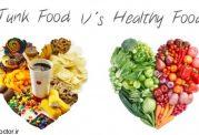 تاثیر پذیری حالات عصبی  از مواد غذایی
