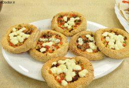 پیتزای سیمیت