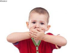 برطرف کردن مشکل بد دهانی اطفال