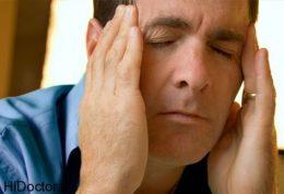 خر و پف یکی از عوامل ایجاد سردرد است
