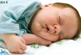از خواب نوزادان چه می دانید