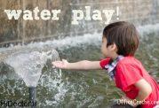 بهترین تاثیرات آب بازی برای سنین پایین