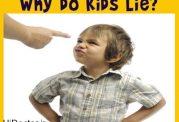 هدف از دروغ در اطفال