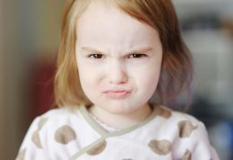 کودک پرخاشگر