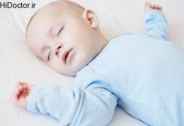 ساعات خوابیدن اطفال چگونه باید باشد