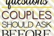 اگر تصمیم به ازدواج دارید بخوانید