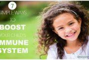 راهکارهای اصولی برای بهبود سیستم ایمنی خردسالان