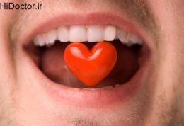عارضه های قلبی و دندان