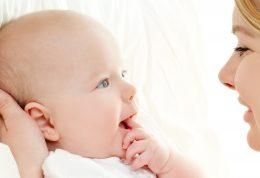 ترفندهای به حرف آمدن اطفال