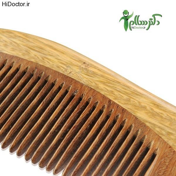 روش های انتخاب بهترین شانه و برس مو برای موهایمان