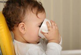 قوانین آبمیوه دادن به کودک