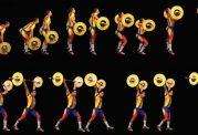 زیر سایه  وزنه برداری, عضله سازی کنید