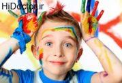 ارتباط روحیات اطفال با نقاشی های آنان