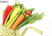 خانمها با تغذیه سالم خود را لاغر کنید