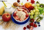 انتخاب تغذیه سالم و مناسب