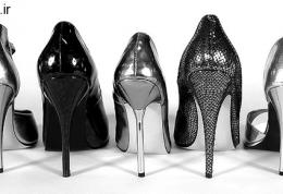 اطلاعاتی درباره کفش پاشنه بلند